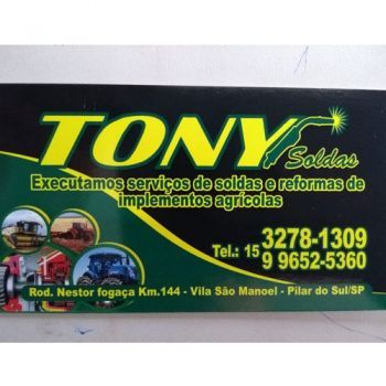 Tony Soldas